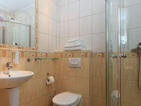 Toaleta Hotel Activia