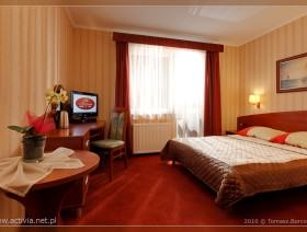 Łóżko Hotel Activia